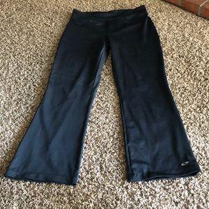 Champion Medium Pants yoga leggings black